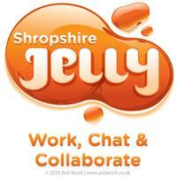 March 2014 Telford Jelly - New Home!