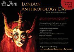 London Anthropology Day 2013
