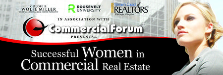 Successful Women in Commercial Real Estate Luncheon