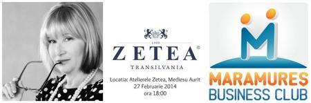 Maramures Business Club la Atelierele Zetea