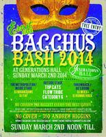 Bacchus Bash 2014