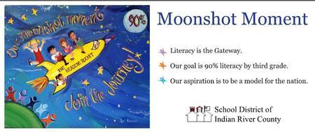 Moonshot Moment READ ACROSS THE FIELD