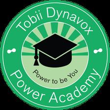 Tobii Dynavox - Power Academy logo