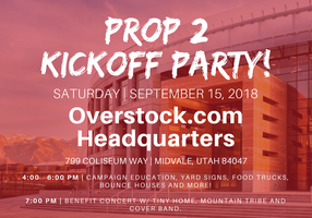 Prop 2 Medical Cannabis Campaign Kickoff Tickets Sat Sep 15 2018 At 500 PM