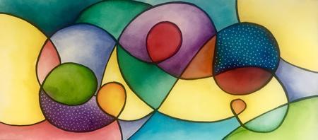 Calming Watercolours