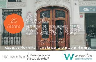 Presentación: ¿Cómo crear una startup éxito? Claves de...