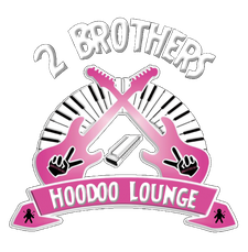 Two Brother's Hoodoo Lounge logo
