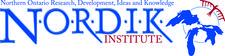 NORDIK Institute  logo