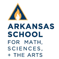 Arkansas School for Mathematics, Sciences and the Arts logo
