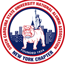 New York Chapter of SCSUNAA logo