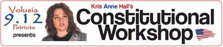 KrisAnne Hall's Constitutional Workshop