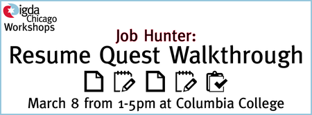 Job Hunter: Resume Quest Walkthrough