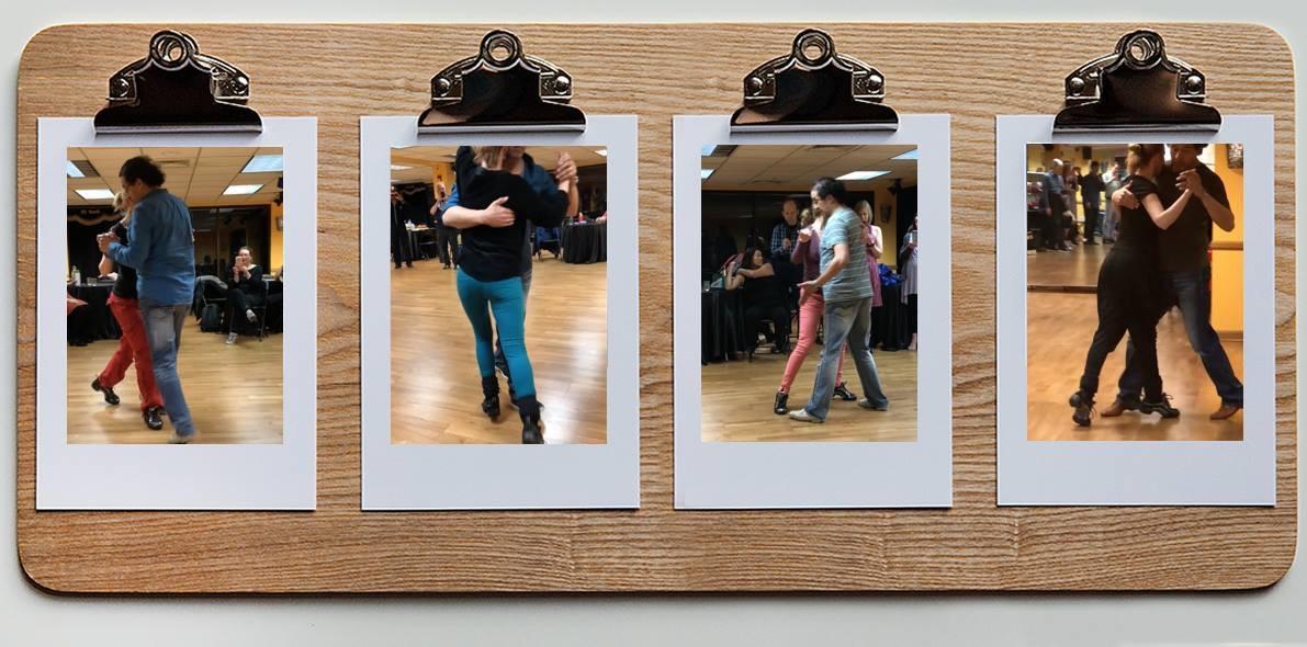 Open Level - short inspirational tango sequences