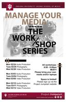 Manage Your Media: The Work/Shop Series - Audio...