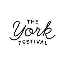 The York Festival logo