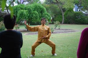 World Tai Chi Qi Gong Day
