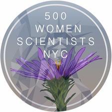 500 Women Scientists   NYC Pod logo