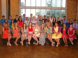 Youth Leadership New Braunfels Graduation