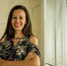 Assessora e Cerimonialista Karina Sabatke  logo