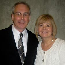 "Jim & Myrna Ewing, for ""the Marketplace Ministries Team"" logo"