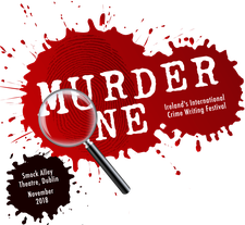 Murder One Ireland's International Crime Writing Festival logo