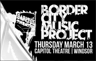 Border City Music Project Film Premiere at Capitol Thea...