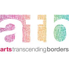 Arts Transcending Borders at The College of the Holy Cross logo