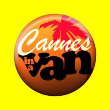 Cannes in a Van logo