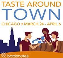 Taste Around Town 2014 Chicago Launch Party