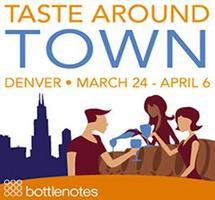 Taste Around Town 2014 Denver Launch Party