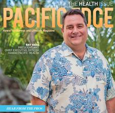 Pacific Edge Magazine logo
