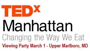 Prince George's County TEDxManhattan Viewing Party