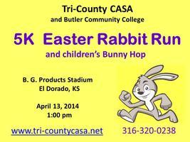 5K Easter Rabbit Run and Children's Bunny Hop