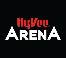 Hy-Vee Arena logo