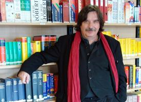 LITERARY SALON: Jean Portante