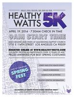 Healthy Watts 5k Walk/Run