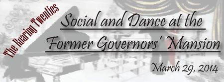 Roaring Twenties Social and Dance