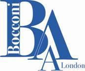 Bocconi Alumni Association London Chapter logo
