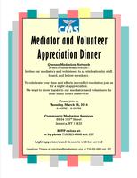 Queens Mediation Network Presents: Mediator &...