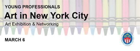 Young Professionals: Art in New York City