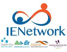 IE Network logo
