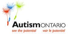 Autism Ontario/Autisme Ontario East & South East regions and Kawartha, Haliburton, Northumberland & Peterborough Counties logo