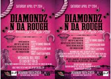 Diamondz N Da Rough SC-Yonkers NY logo