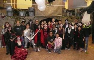 Fright Night @ the 2014 Casa Pacifica Haunted House...