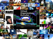 Virtual Organization Management Institute logo