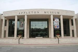 Ocala Slow Art Day - Appleton Museum of Art - April...