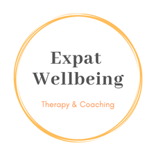 The Expat Wellbeing Project logo
