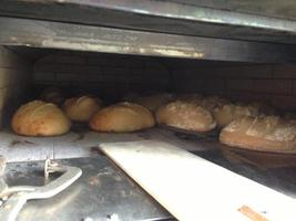 Bread Baking Using Naturally Leavened Dough and Whole G...