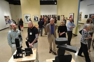 Wichita Slow Art Day - Ulrich Museum of Art - April...