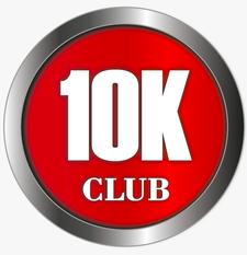 10K CLUB logo